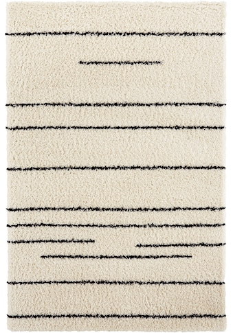Hochflor - Teppich, »Fria«, andas, rechteckig, Höhe 35 mm, maschinell gewebt kaufen