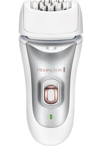 Remington, Epilierer EP7700 Akkubetriebener smooth&silky 7 - in - 1 Epilierer, Aufsätze: 7 St. kaufen
