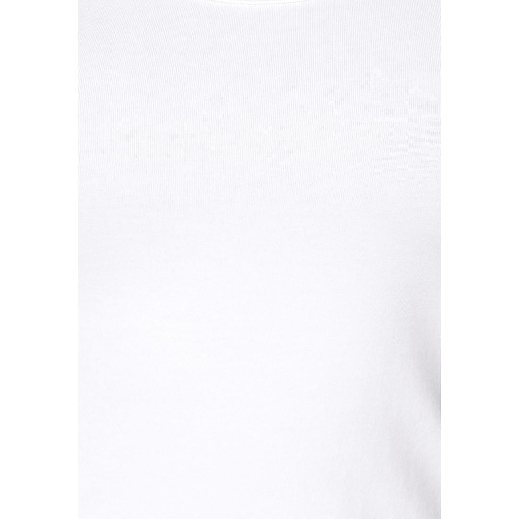 H.I.S Tanktop, (2er-Pack), aus elastischer Baumwoll-Qualität