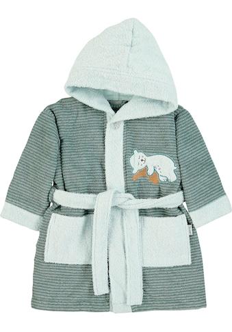 Sterntaler® Kinderbademantel »Ben«, mit Gürtel kaufen