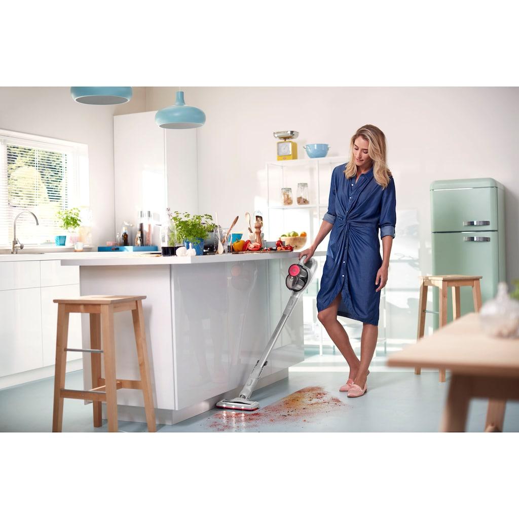 Philips Akku-Hand-und Stielstaubsauger »FC6723/01 SpeedPro«, 180°-Saugdüse, 30 Min. Akkulaufzeit, weiß