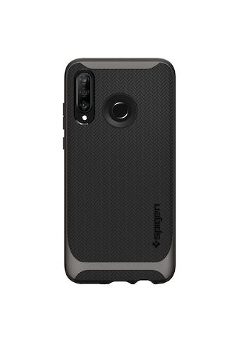 Spigen Smartphone-Hülle »Spigen HUAWEI P30 lite/nova 4e Case Neo Hybrid Gunmetal... kaufen