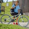 bergsteiger Mountainbike »Kansas«, 6 Gang, Shimano, Tourney RD-TY300 Schaltwerk, Kettenschaltung