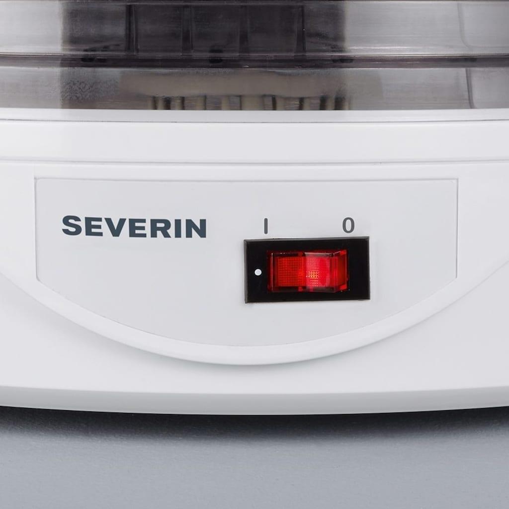 Severin Dörrautomat OD 2940, 250 Watt, 5 Etagen
