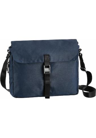 Cargo Umhängetasche »Cargo 101, blau, L« kaufen