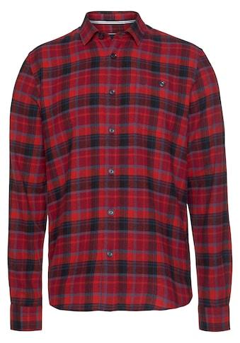 Rhode Island Flanellhemd, mehrfarbig kaufen