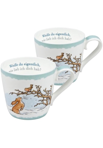 Könitz Becher »Weißt du eigentlich...- Winter«, (Set, 2 tlg.), 2-teilig kaufen