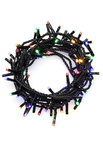 KONSTSMIDE Lichterkette, 180 St.-flammig, Microlight Lichterkette, verschweißt, mit 8... kaufen