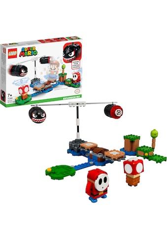 """LEGO® Konstruktionsspielsteine """"Riesen - Kugelwillis – Erweiterungsset (71366), LEGO® Super Mario"""", (132 - tlg.) kaufen"""