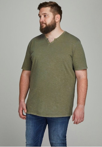 Jack & Jones V - Shirt »Split V Neck Shirt« kaufen