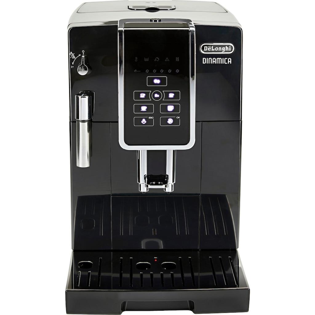De'Longhi Kaffeevollautomat »Dinamica ECAM 358.15.B«, Sensor-Bedienfeld