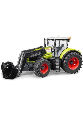 """Bruder® Spielzeug - Traktor """"Claas Axion 950 F mit Frontlader, Maßstab 1:16"""" kaufen"""