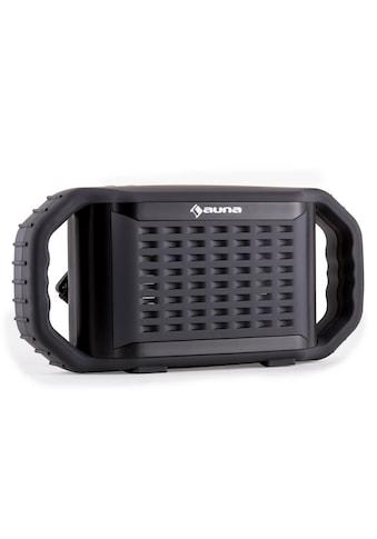 Auna Bluetooth Lautsprecher wasserdicht stoßfest USB MP3 AUX Mikrofon »Poolboy« kaufen