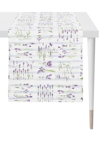 APELT Tischläufer »7304 SUMMERTIME«, (1 St.), Digitaldruck kaufen