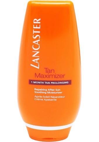 LANCASTER After Sun »Tan Maximizer - Soothing Moisturizer« kaufen