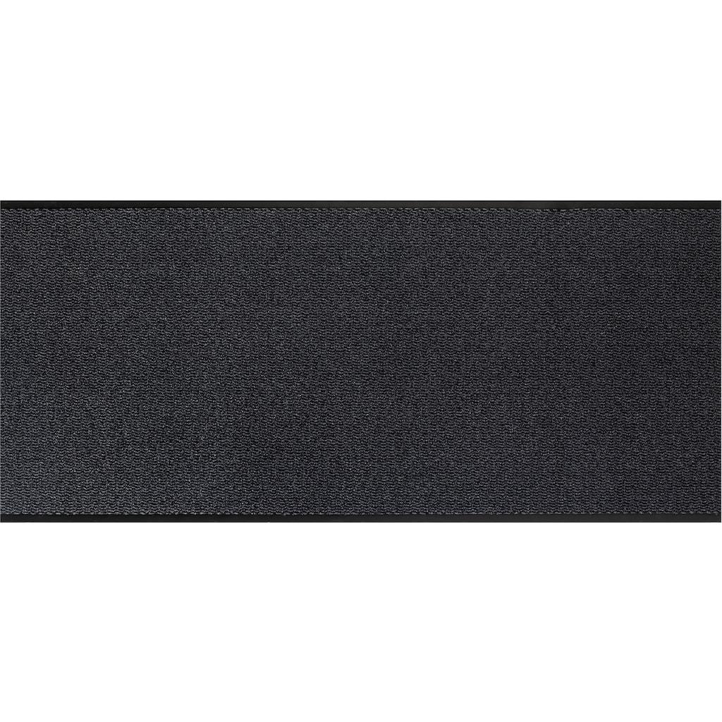 Andiamo Fußmatte »Easy«, rechteckig, 5 mm Höhe, Fussabstreifer, Fussabtreter, Schmutzfangläufer, Schmutzfangmatte, Schmutzfangteppich, Schmutzmatte, Türmatte, Türvorleger, In- und Outdoor geeignet, auch in Läufergrößen erhältlich