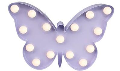 MARQUEE LIGHTS,LED Dekolicht»Schmetterling«, kaufen