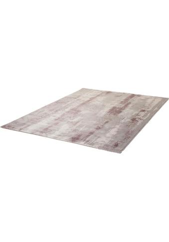 Obsession Teppich »My Bolero 810«, rechteckig, 16 mm Höhe, Hoch-Tief-Struktur, Wohnzimmer kaufen