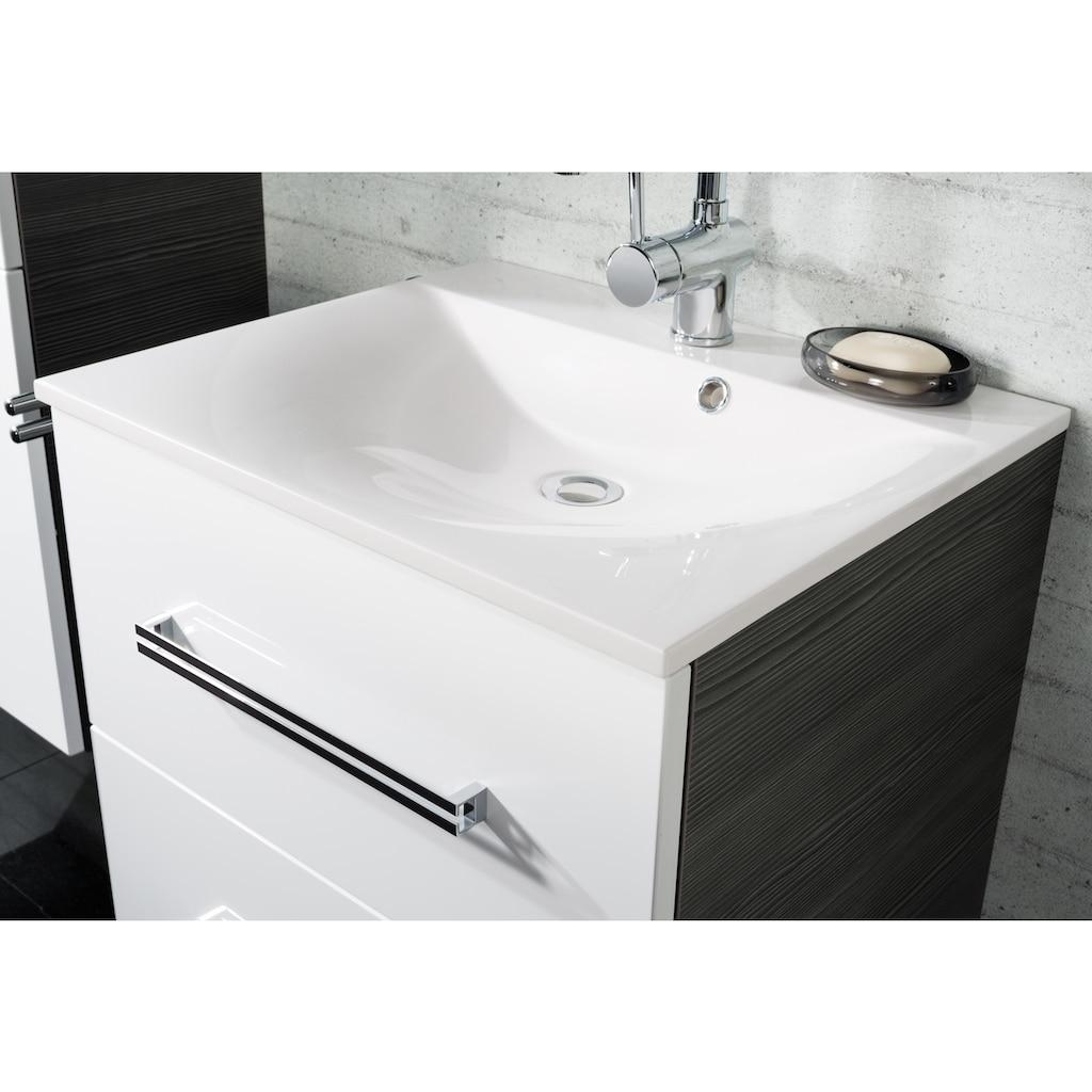 FACKELMANN Waschtisch »Lugano«, Breite 60 cm
