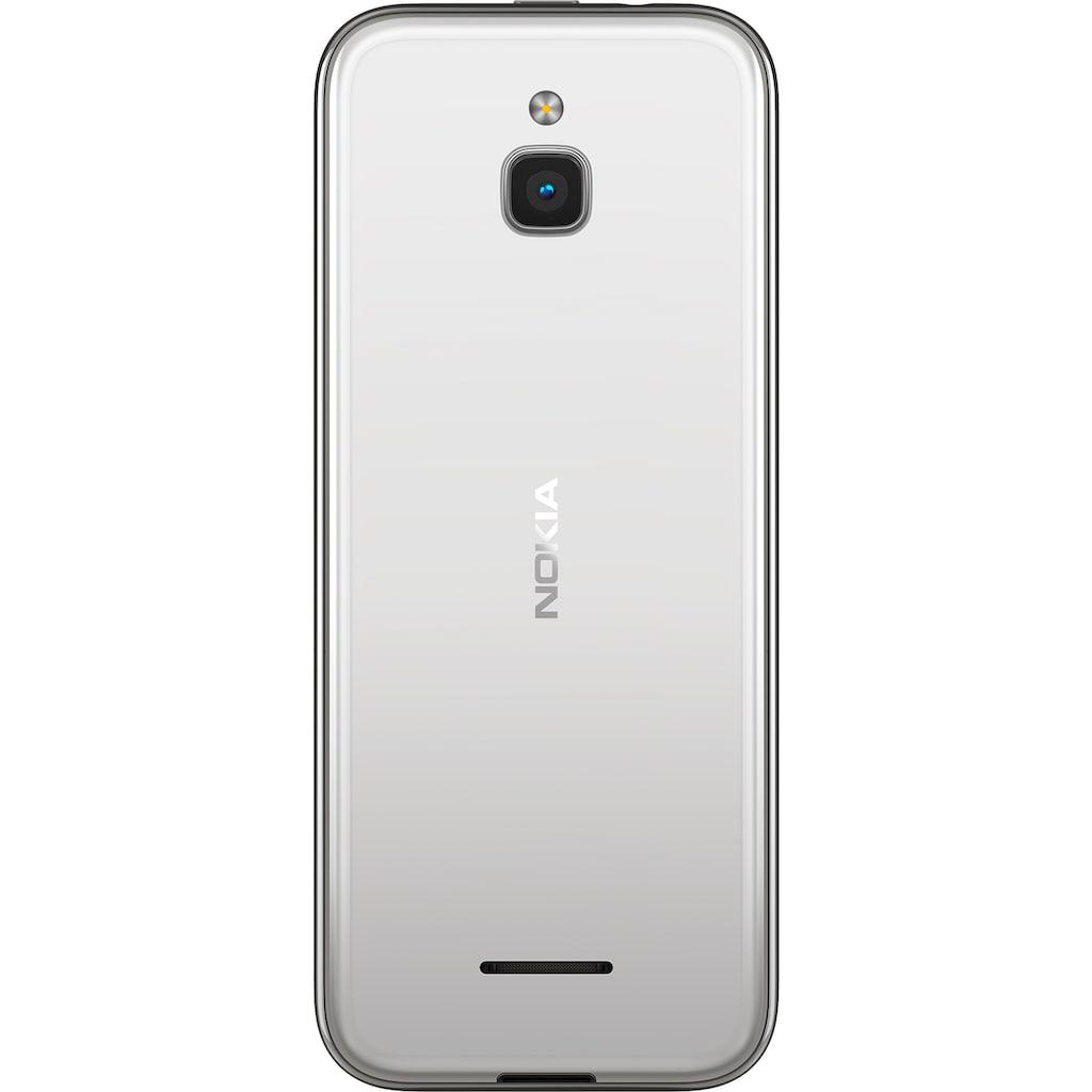 """Nokia Handy »8000 4G Sparkler«, (7 cm/2,8 """", 4 GB Speicherplatz, 2 MP Kamera)"""