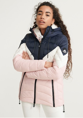 Superdry Steppjacke »COLOUR BLOCK ECLIPSE PADDED JACKET« kaufen