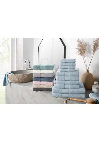 Handtuch Set, »Ally«, my home (Set) kaufen