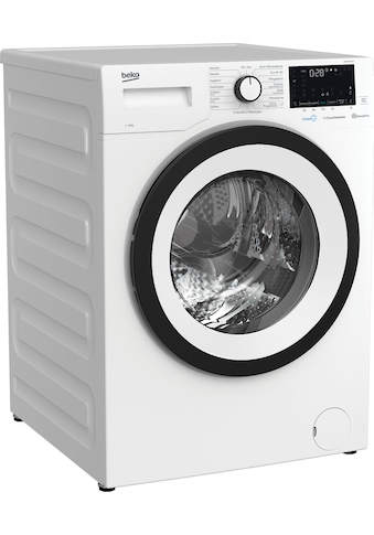 BEKO Waschmaschine »WMY81466ST1«, WMY81466ST1, 8 kg, 1400 U/min kaufen
