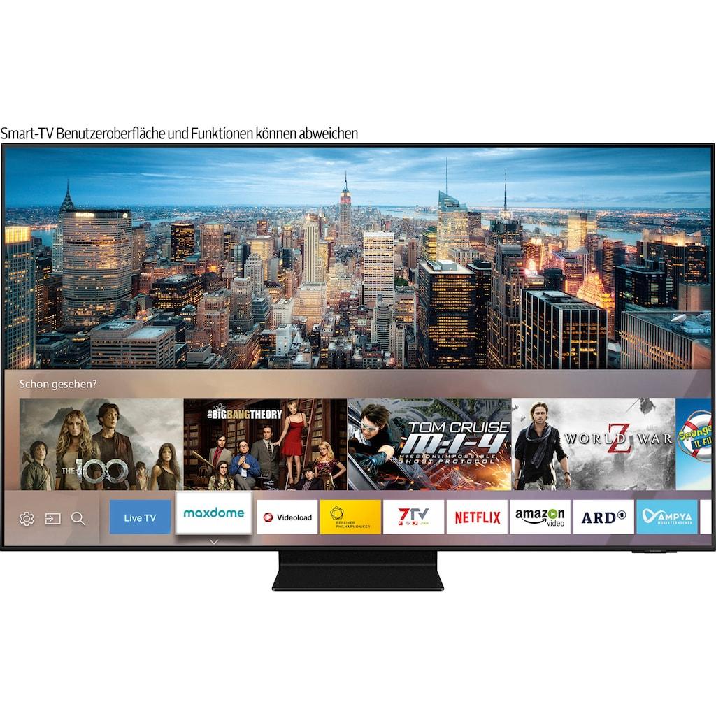 "Samsung QLED-Fernseher »GQ75QN90AAT«, 189 cm/75 "", 4K Ultra HD, Smart-TV"