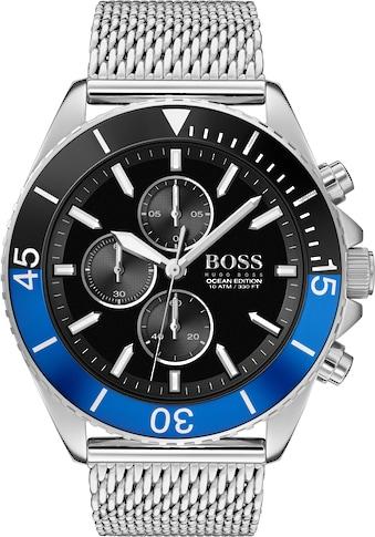Boss Chronograph »OCEAN EDITION, 1513742« kaufen
