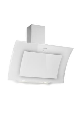 Klarstein Dunstabzugshaube 90cm 600m³/h LEDs 3 Leistungsstufen weiß kaufen