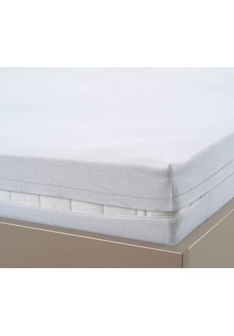 Biberna Matratzenschutzbezug »wasserundurchlässige Frottee-Matratzenhülle« kaufen