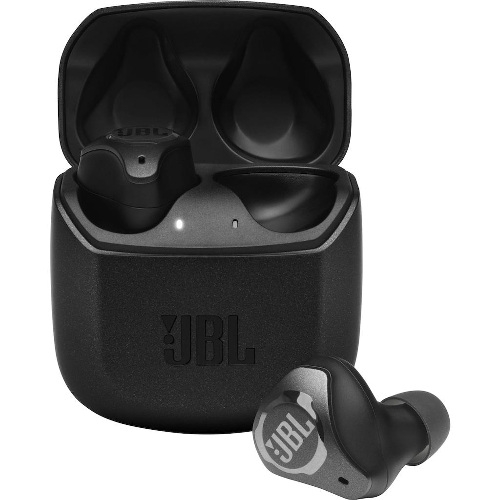 JBL In-Ear-Kopfhörer »TRUE WIRELESS NOICE CANCELLING EARBUDS CLUB PRO+«, Bluetooth, Noise-Cancelling