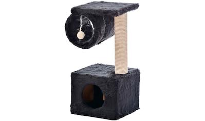 CAT DREAM Kratzbaum , B/T/H: 30/30/57 cm, schwarz kaufen