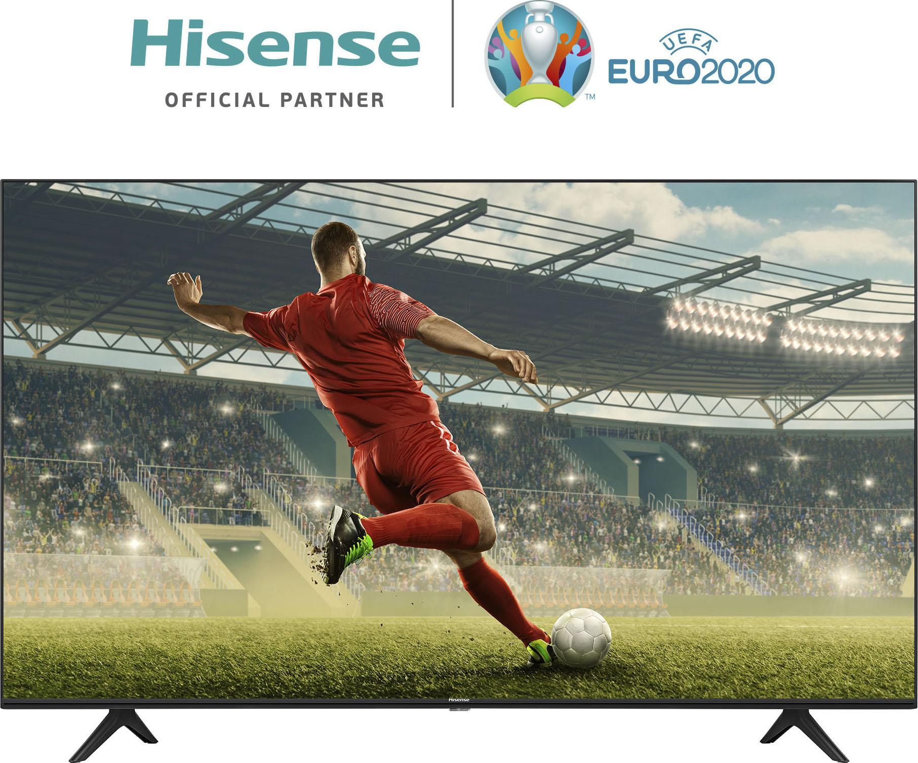 Hisense LED-Fernseher 58AE7010F , 146 cm 58 , 4K Ultra HD, Smart-TV