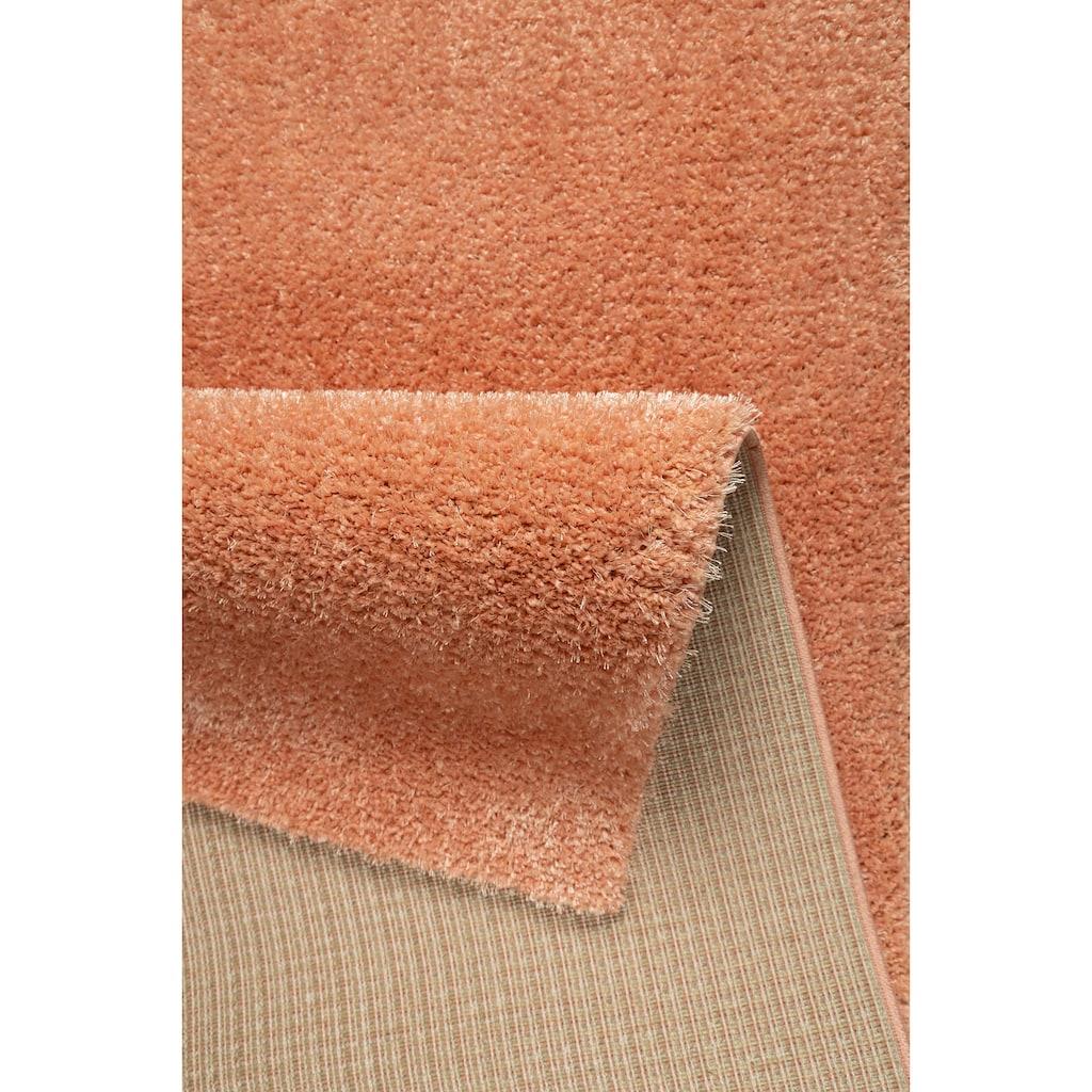 Hochflor-Teppich, »Lonela«, andas, rechteckig, Höhe 30 mm, maschinell gewebt