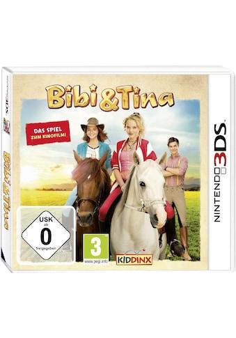 Bibi & Tina: Das Spiel zum Kinofilm Nintendo 3DS kaufen