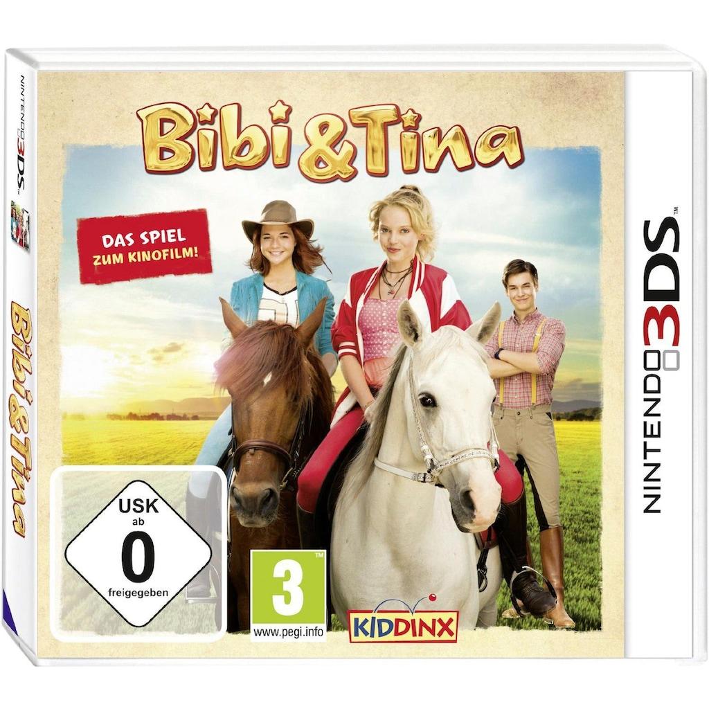 Kiddinx Spiel »Bibi & Tina: Das Spiel zum Kinofilm«, Nintendo 3DS, Software Pyramide