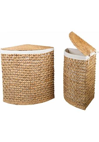 Home affaire Wäschebox (Set, 2 Stück) kaufen