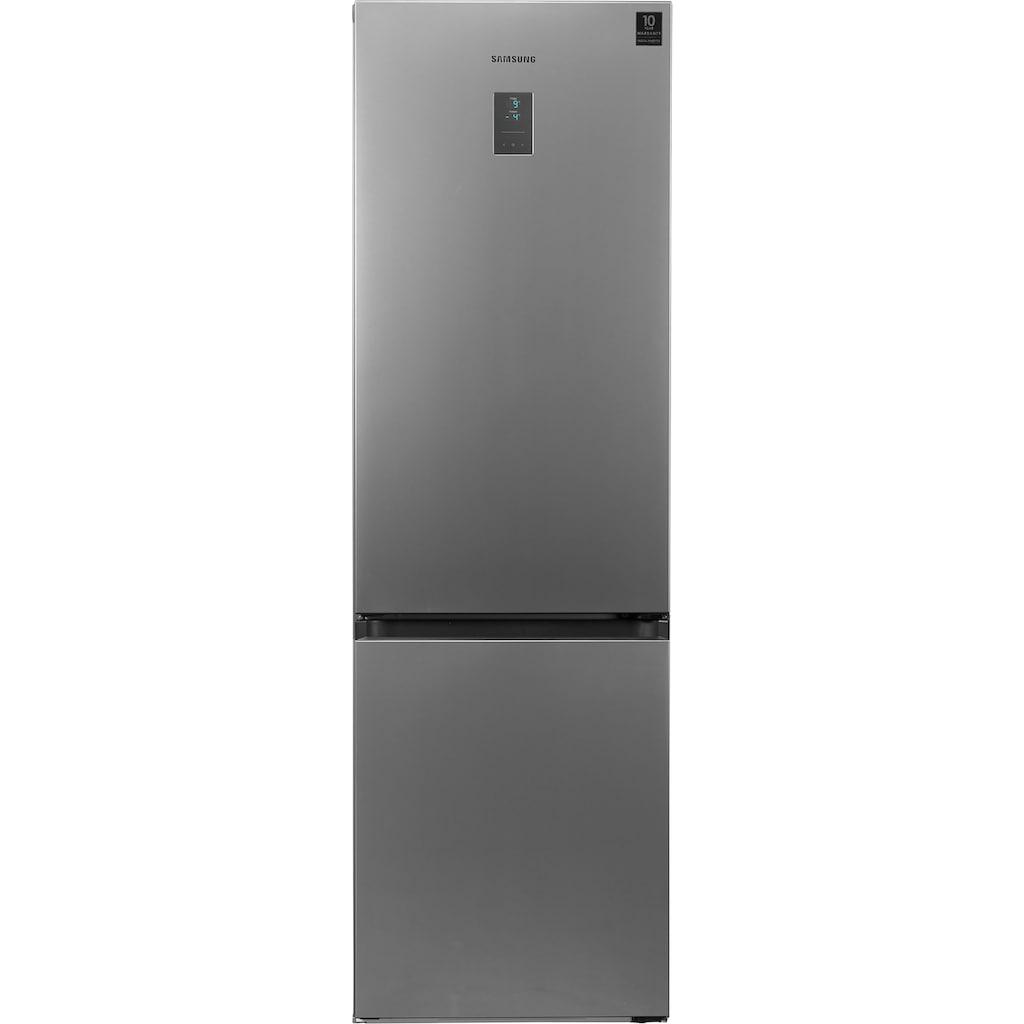 Samsung Kühl-/Gefrierkombination, RL36T670CSA, 193,5 cm hoch, 59,5 cm breit