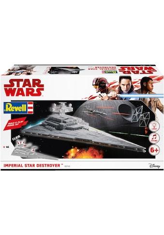 Revell® Modellbausatz »Build & Play-Disney Star Wars™ Imperial Star Destroyer™«, (Set), 1:4000 kaufen