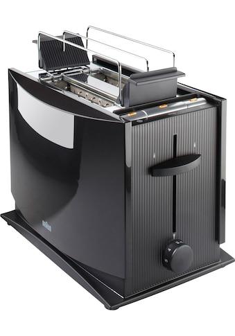 Braun Toaster »Multiquick 3 HT 450«, 950 Watt kaufen