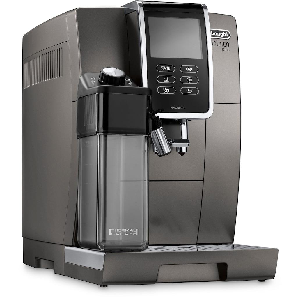 De'Longhi Kaffeevollautomat »Dinamica Plus ECAM 370.95.T«