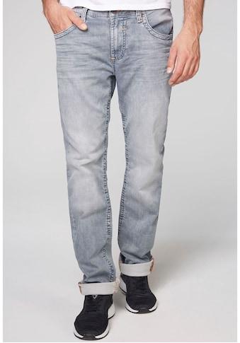 CAMP DAVID Regular-fit-Jeans, mit ausgefallenen Ziernähten kaufen
