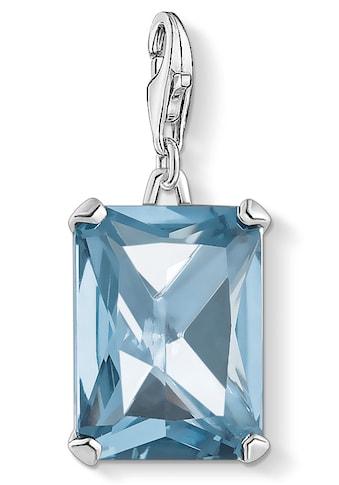 THOMAS SABO Charm-Einhänger »Großer Stein blau, 1846-009-1«, mit synth. Spinell kaufen