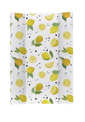 Rotho Babydesign Wickelauflage »Lemon Chill«, Keilform; Made in Europe kaufen