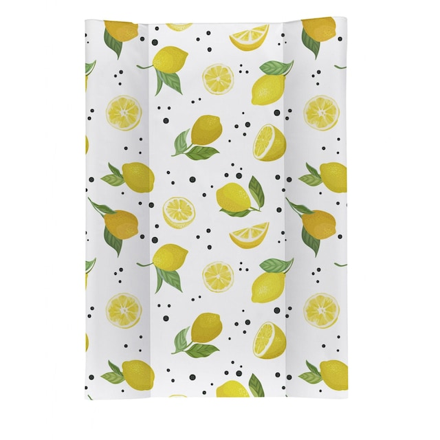 "Rotho Babydesign Wickelauflage ""Lemon Chill"""