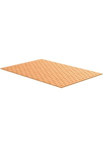 Eisl Badematte, Höhe 6 mm, rutschhemmend beschichtet, strapazierfähig kaufen