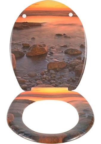 WENKO WC - Sitz, »Stone Shore« kaufen