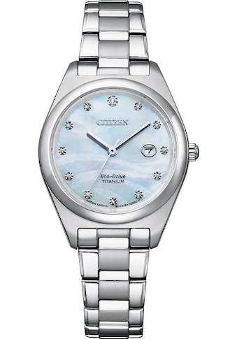 Citizen Titanuhr »EW2600-83D« kaufen
