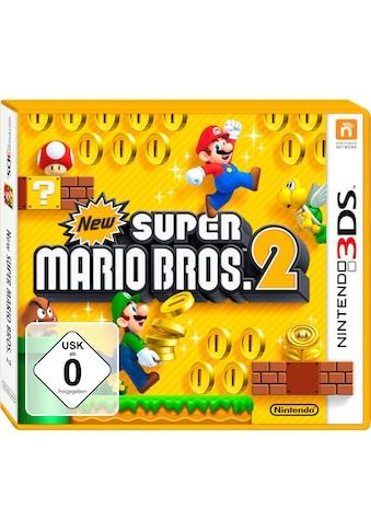 New Super Mario Bros. 2 Nintendo 3DS kaufen